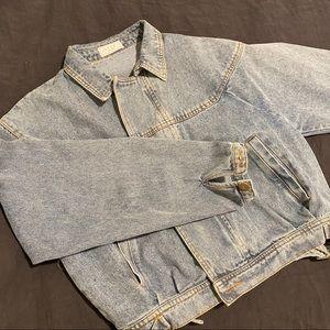 Sage the Label Denim Jacket